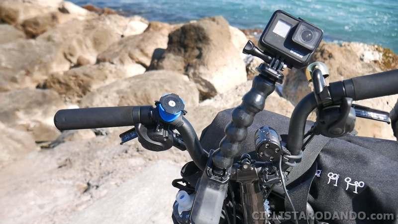 brompton mejor soporte movil cicloturismo