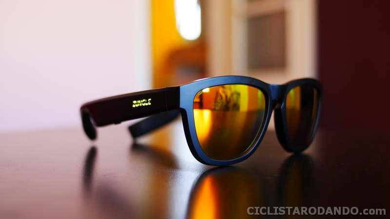 baratas para descuento cfe04 2b621 Gafas auriculares para ir bicicleta Zungle Viper ...
