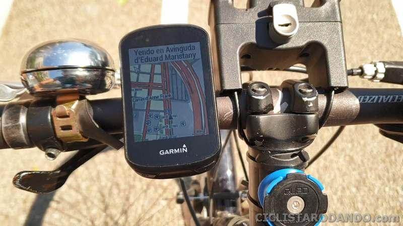 garmin 530 recalculo rutas