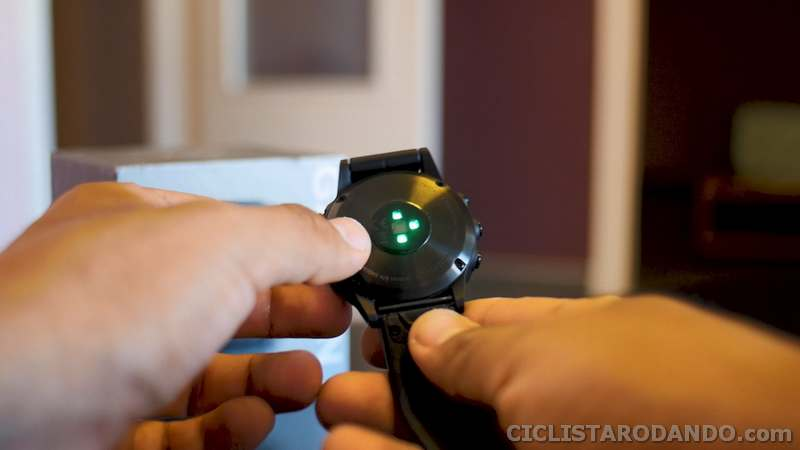 sensor pulso garmin fenix 5x