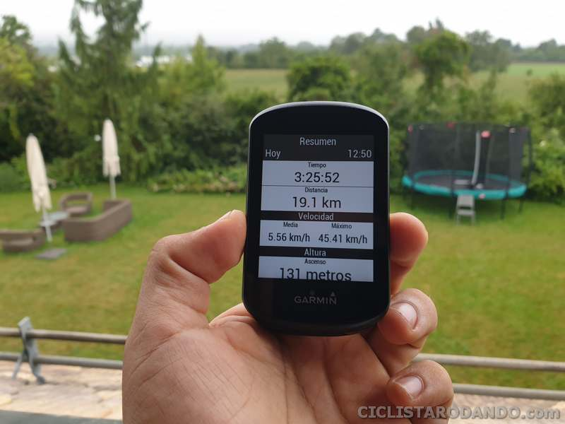 garmin edge 530 review español 1