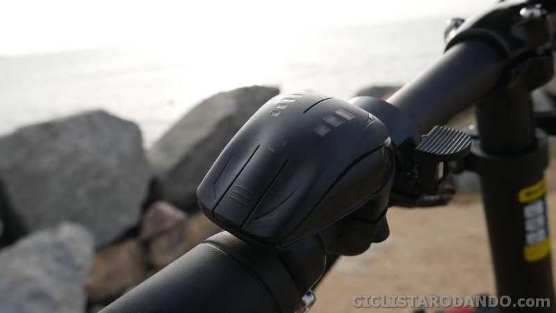 mando de control bicicleta electrica