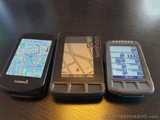 wahoo bolt roam vs garmin 530 pantalla
