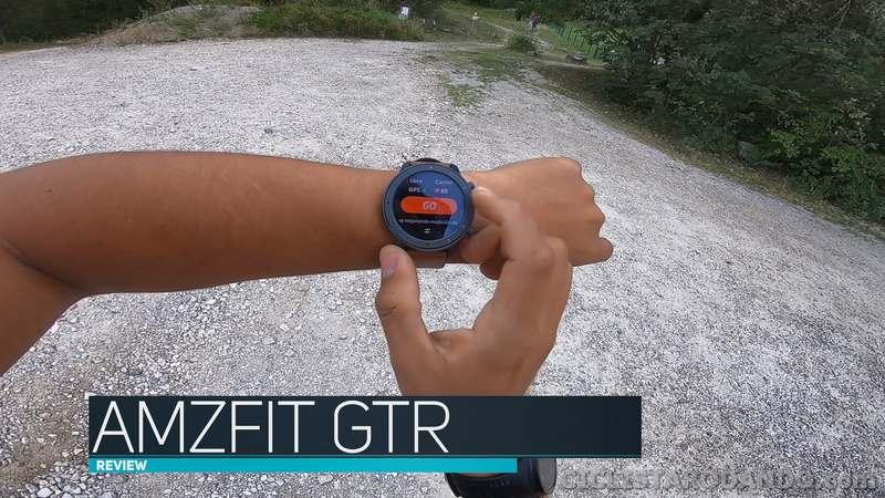 amazfit gtr review español