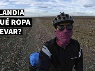 ropa islandia bicicleta