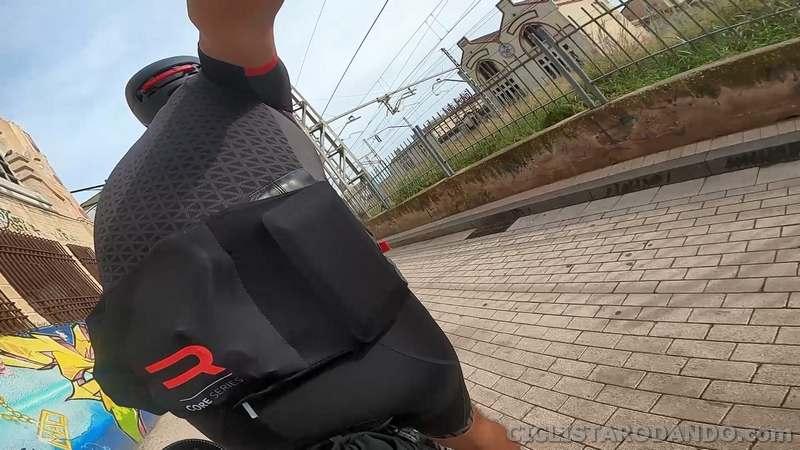 Ropa Finisseur Ciclismo bolsillos