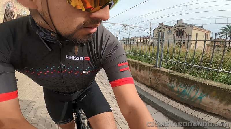 Ropa Finisseur Ciclismo