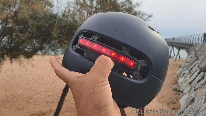 Casco Xiaomi Bicicleta Smart4u
