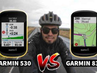 garmin 530 vs 830