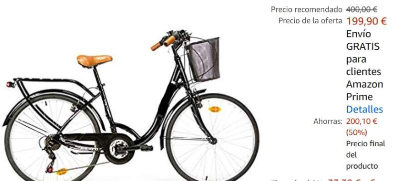 peores bicicletas de amazon