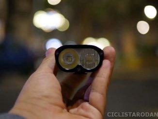 diseño luz bicicleta potente