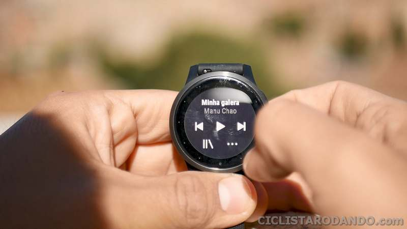 spotify garmin vivo active 4s