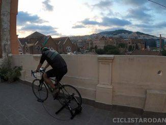 rodillo casa bicicleta economico