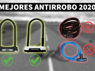 MEJORES ANTIRROBO BICICLETA 2020