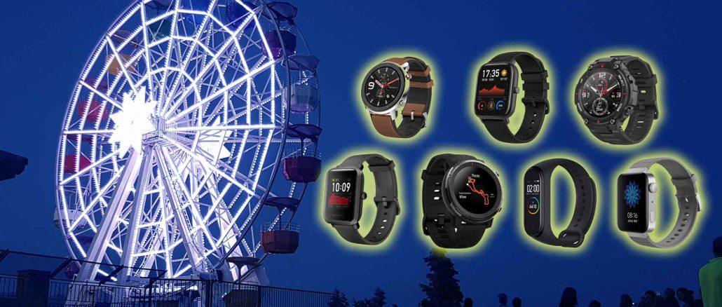 Que reloj Xiaomi comprar