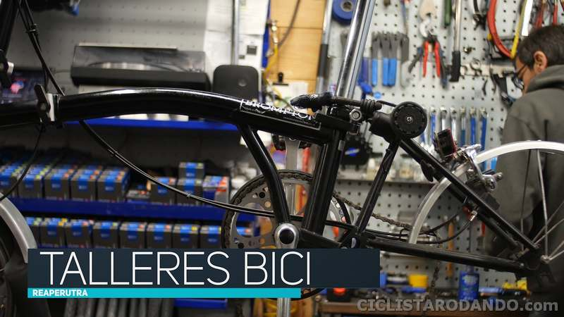 secretario estado de la bicicleta apertura talleres bicicleta