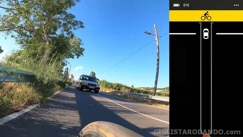 detecta varios coches rtl510