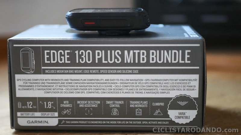 edge 130 mtb pack
