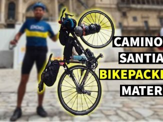 bike packing camino de santiago
