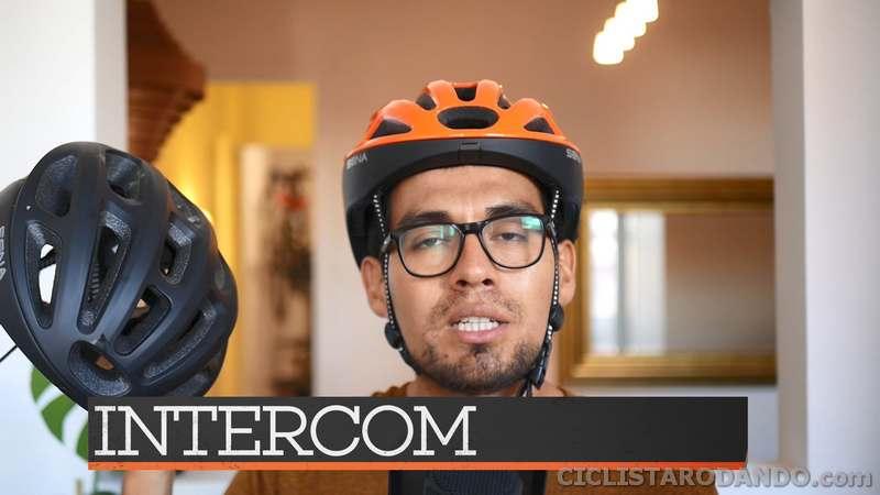 intercomunicador casco bicicleta bluetooth