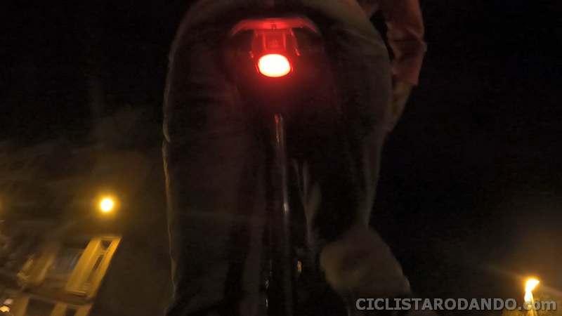 luz freno shanren tail light