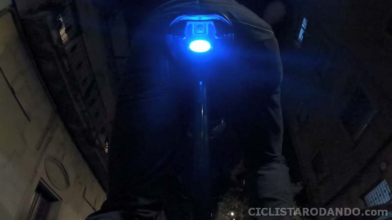 shanren raz pro light smart light blue