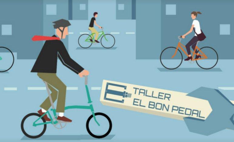 bon pedal barcelona