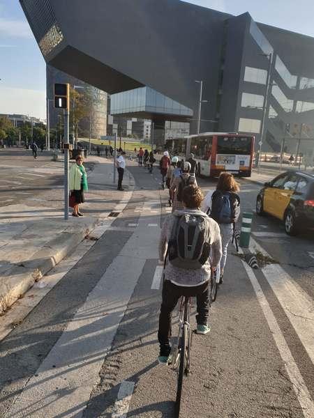 pagar por ir en bicicleta al trabajo