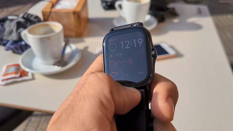 smartwatch barato xiaomi