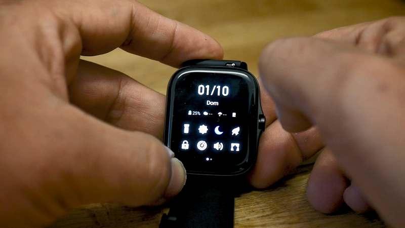 alexa gts2 smartwatch