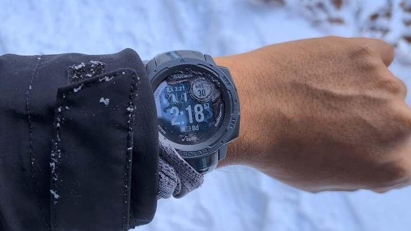 reloj más resistente de garmin