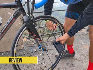 inflador xioami bicicleta