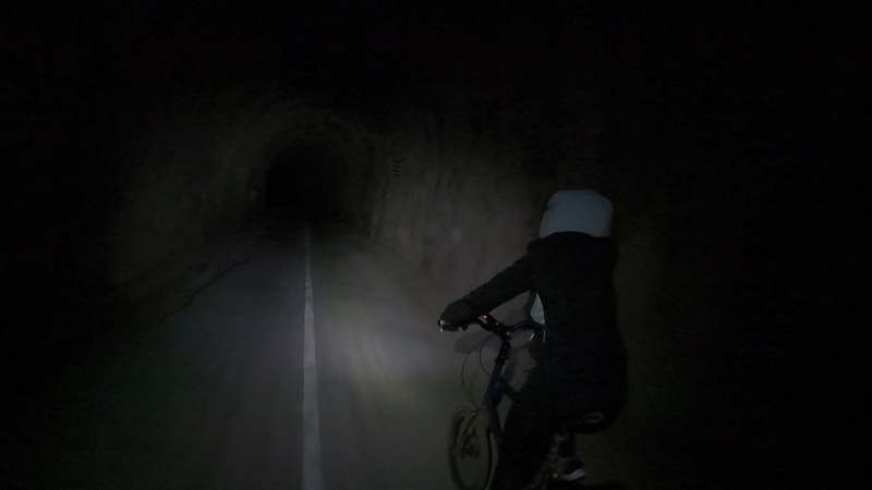 visibilidad luz potente bicicleta barata