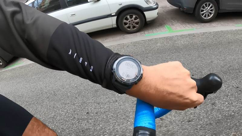 reloj bici wahoo