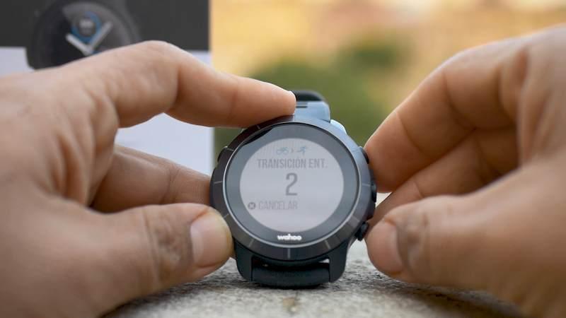 reloj para triatlon
